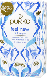 PUKKA INFUSION FEEL NEW