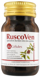 Aboca ruscoven microcirculation des jambes 50 gélules