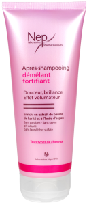 Après shampooing démêlant fortifiant