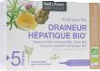 AMPOULES S buv draineur hépatique Bio