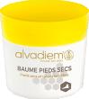 APIVITA / ALVADIEM baume pieds secs très secs