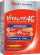 VITALITE 4G  DEFENSES