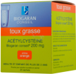 Acetylcysteine biogaran conseil 200 mg, poudre pour solution buvable en sachet
